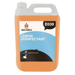 selden lemon disinfectant