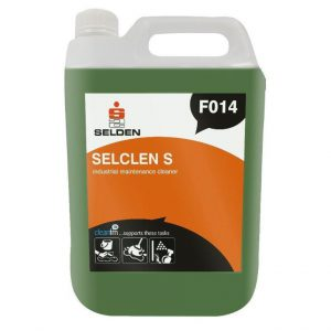 selden selclen industrial maintenance cleaner