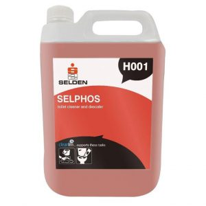 selden selphos toilet cleaner and descaler
