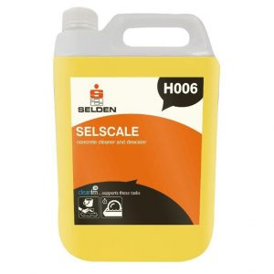 selden selscale concrete cleaner and descaler
