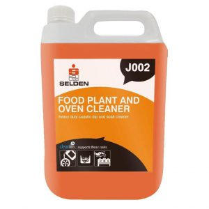 selden food plant and oven cleaner