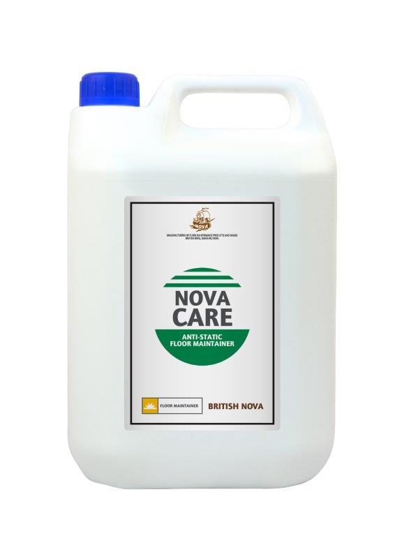 novacare anti static floor maintainer 5l