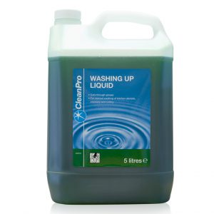 cleanpro washing up liquid 5l