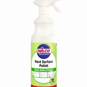 nilco hard surface polish trigger spray bottle