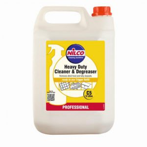 nilco heavy duty cleaner and degreaser