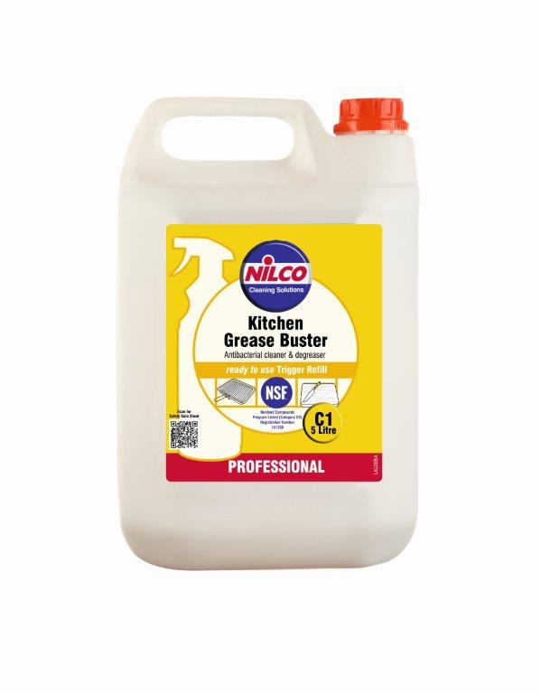 Nilco Kitchen Grease Buster Cleaning Product | 1st 4 Cleaning