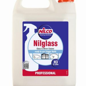 nilco nilglass glass and mirror cleaner trigger refill