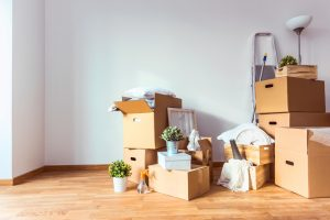 moving house cleaning
